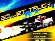 Juego 3D Jet Truck