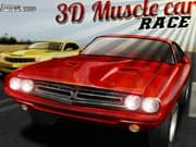 Juego 3d Muscle Car Race