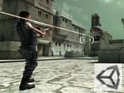 Juego 3rd Person Shooter