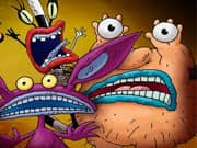 Juego AAAHH!!! Real Monsters (E)