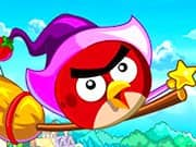 Juego Angry Birds Magic Castle