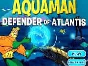 Juego Aquaman Defensor de Atlantis