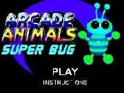 Juego Arcade Animals: Super Bug