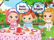 Juego Baby Alice Tea Party
