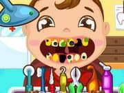Juego Baby At The Dentist