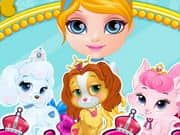 Juego de Baby Barbie Pets Beauty Pageant