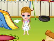 Juego Baby Barbie Playtime Accident