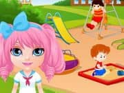 Juego Baby Barbie Treasure Hunt