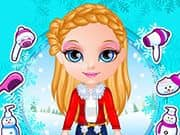Juego Baby Barbie Winter Braids