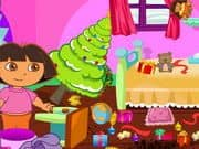 Juego Baby Dora Clean The House