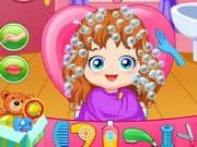 Juego Baby Girl Hairdresser