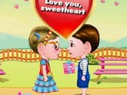 Juego Baby Hazel And Liam Valentines Day