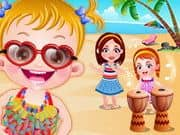 Juego Baby Hazel Beach Party