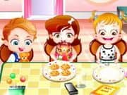 Juego Baby Hazel Dining Manners