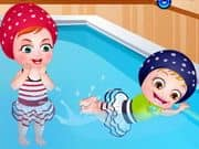 Juego Baby Hazel Swimming Time