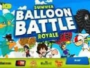 Juego Balloon Battle Disney