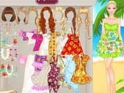 Juego Vestir a Barbie en Hawaii
