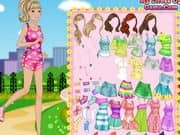 Juego Barbie Morning Exercise