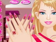 Juego Barbie Nails Design