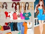 Juego Barbie Nightlife Shopping