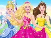 Juego Barbie Princess Disney
