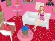 Juego Barbie Room Decor