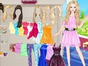 Juego Barbie Tea Time