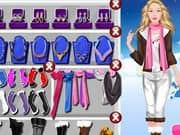 Juego Barbie Winter Dressup