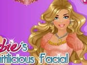 Juego Barbies Fruitilicious Facial