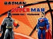 Juego Batman vs Superman Basketball