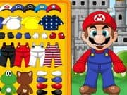 Juego Brave Mario Dress Up