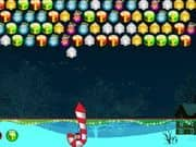 Juego Bubble Hit Christmas