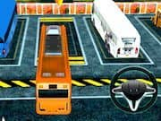Juego Bus Man Parking 3D