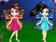 Juego Butterfly Fairy Makeover