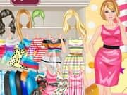 Juego Candy Barbie Dress Up