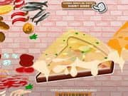 Juego Cheesy Pizza Dressup