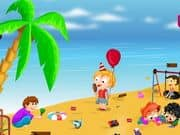 Juego Childrens Beach Cleaning