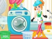 Juego Clumsy Mechanic Laundry