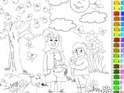 Juego Coloring Pages