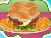 Juego Cooking Big Burger
