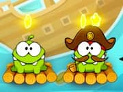 Juego Cut the Rope Travel Time