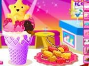 Juego Cute Animal Ice Cream