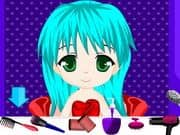 Juego Cute Chibi Anime Hair Salon