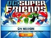 Juego DC Super Friends