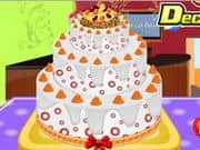 Juego de Delicious Cake Decoration Games