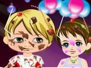 Juego Dirty Kids Makeover