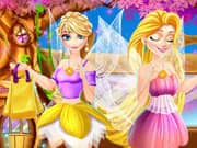 Juego Disney Princess Fairly Mall