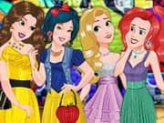 Juego Disney Princess Modern Look