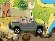 Juego Dora And Friends Offroad