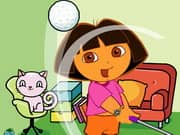 Juego Dora Golf At Home
